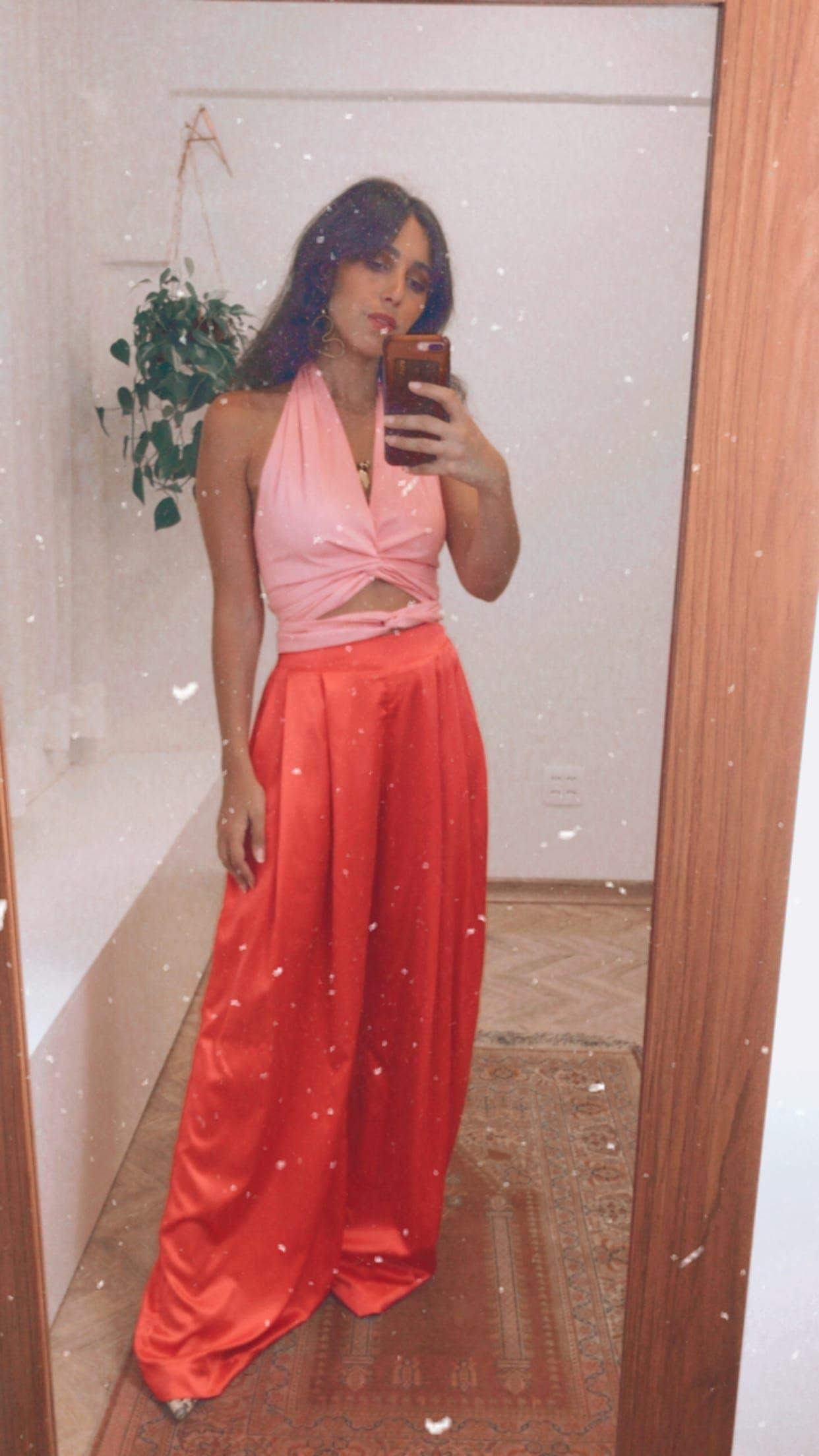 Calça Ali - Pink